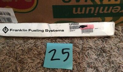 New Franklin Fueling Systems Flhfr300009 9 Black Hardwall Hose Fixed Ends