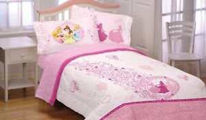 Disney Princess Bedding Set for Full/Double bed
