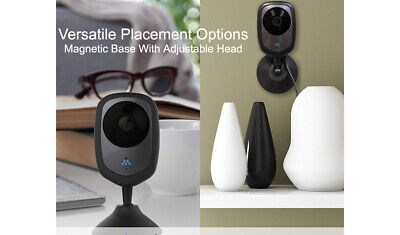 New Wi-Fi HD Camera With 2-Way Audio + Motion/Audio Detection