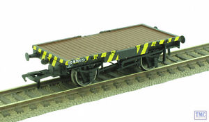 37-980V Bachmann OO Scale Shunters Running Wagon Conflat A Match Truck