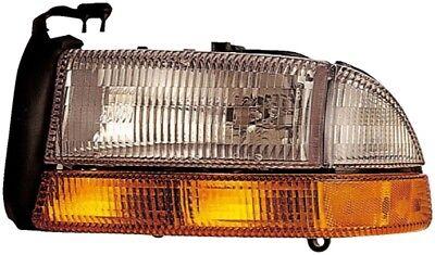 Headlight Lens fits 1997-2004 Dodge Dakota Dakota,Durango  DORMAN