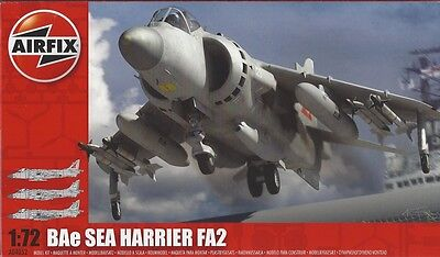 AIRFIX A04052 1:72 BAe Sea Harrier FA2