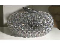 Crystals chandelier heavy good quality ceiling light