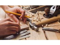 Skilled carpenter looking for the job