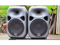Wharfedale Titan 12inch PA speakers