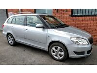 SKODA FABIA 1.6 TDI SE ESTATE 2010 - LOW MILES -IMACCULATE - QUICK SALE