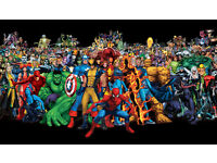 Wanted - Comic Books & Graphic Novels - Marvel, DC, Image - Good Prices Paid - Willing to Travel