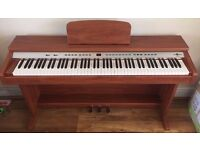 Gear4music PL450 Digital Piano - 88 fully Weighted Keys - Excellent Condition - FREE DELIVERY