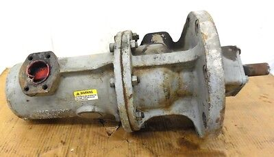 Imo Hydraulic Pump G6uvc-200d 1 Gpm 1500 Psi 8 Bolts Oal 22 Cast Iron