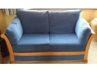 Sofa Set incl. Sofa double bed