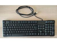 Maplin Essentials Wired Keyboard