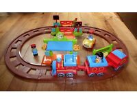 Happyland Train Set - immaculate condition