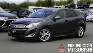 2011 Mazda MAZDA3 SPORT GT! REDUCED! AUTO! LEATHER! SUNROOF!