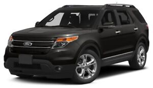 2013 Ford Explorer Limited. AWD. Leather Navi, Roof. New MVI.