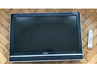 "Sony KDL32V2500 - 32"" Widescreen Bravia HD Ready LCD TV - With Freeview - Black"