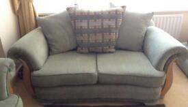 3 Settee, 2 Settee & Storage Stool For Sale (SOLD)