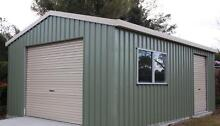 SHED SALE GARAGES BARN COLORBOND GARAGE SHED Brisbane City Brisbane North West Preview