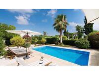 Best Villa in Coral Bay Cyprus - Villa Margarita