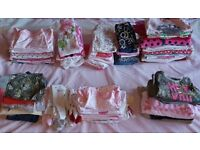 Baby girl clothes (bundle A) 3-6 months