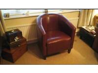 Bucket chair, excellent condition