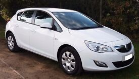 Vauxhall Astra 1.4 16v Exclusiv 5dr