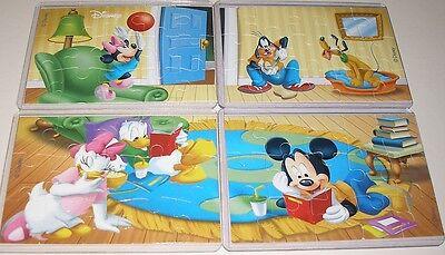 """Fremdfiguren Superpuzzle """"Mickey und Freunde"""" (1) mit allen Zetteln von Rübezahl"""