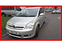 2006 Toyota Corolla Verso 1.8 T Spirit Multimode 5dr -- Automatic -- Hpi clear -- alternate4 zafira