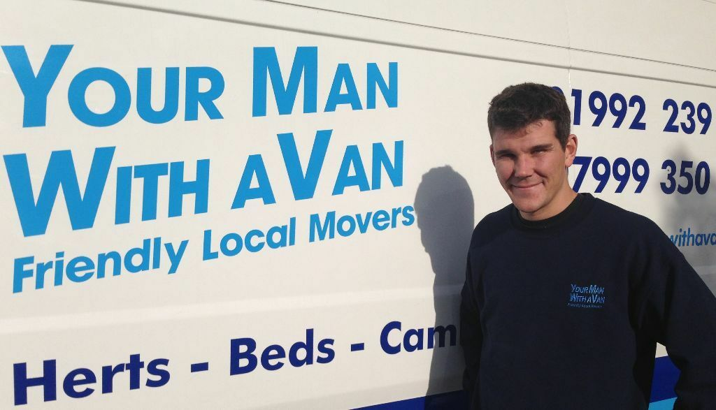 Your Man With A Van