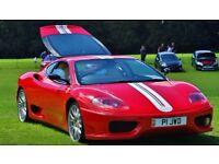 Ferrari 360 Challenge Stradale Recreation / Replica