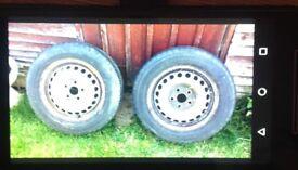 Van hawk tyres