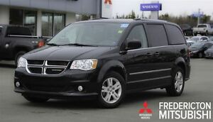 2016 Dodge Grand Caravan CREW PLUS! FULL STO' N' GO! HEATED LEAT
