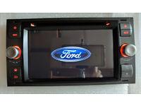 "7"" Ford Fiesta/Focus/Galaxy/S-Max/Kuga/Transit Android Stereo/Radio/GPS/Sat Nav/BT/CD/DVD/SD CANBus"