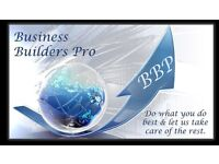 Sole traders - find all your business needs here, personal assistant services, web design & more