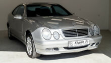 Mercedes-Benz CLK 200 136 PS Coupe Avantgarde Automatik Klima