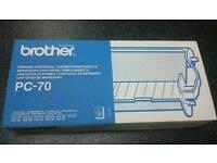 Brother PC70 original cartridge