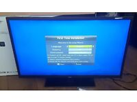 BUSH 32 LED TV WITH FREEVIEW