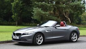 Bmw Z4 23i Convertible Roadster 2.5Ltr Manual 2009