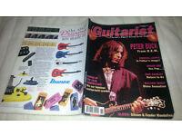 Vintage Guitarist magazine Featuring Peter Buck November 1991