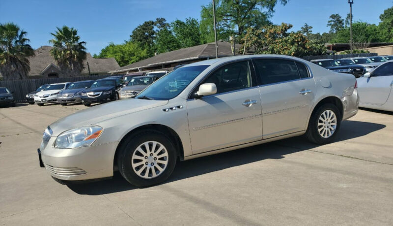 Image 1 Voiture American used Buick Lucerne 2008