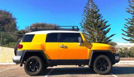 2011 Toyota FJ Cruiser 1 Owner MUST SELL Hillarys Joondalup Area Preview