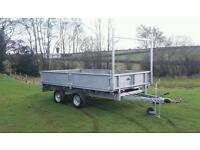 Ifor Williams 10x5-6 lights brakes