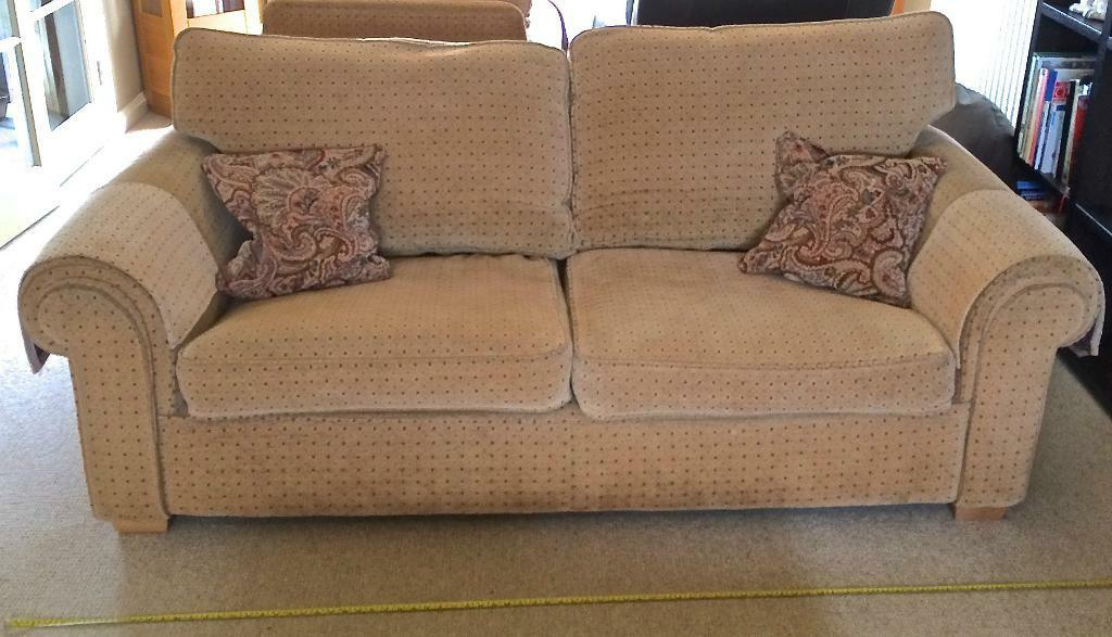3 Seater Sofa Amp Armchair Matching Cushions Must Go This Weekend In Willand Devon Gumtree