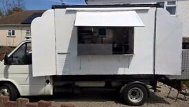 Burger Van, Ford Transit Mobile (not trailer) Catering Unit, Well kept and well equipped, New Mot,