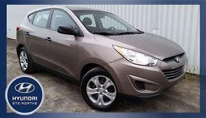 2012 Hyundai Tucson GL+ BAS KM+ A/C+SIÈGES CHAUFFANTS+
