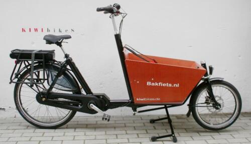 Uitgelezene Elektro-Lastenrad E-Lastenrad BAKFIETS .NL, Cargobike Short Steps XB-38