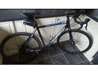 Mens boardman cx road bike good condition can be used on and off road. Need gone!!