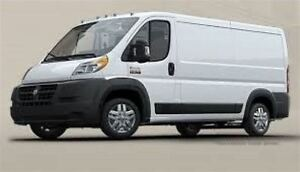 2017 Ram Promaster New Cargo Van 2500 High Roof 136 WB