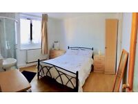 3 BRIGHT NEW REFURBISHED DOUBLE ROOMS AVAILABLE NOW, ENSUIT DOUBLE
