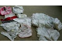 Bibs and muslin cloths
