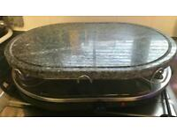 M&S Classic Stone Grill & Raclette Set